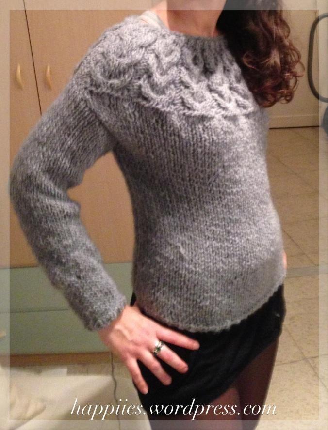 Il maglione con i gufi