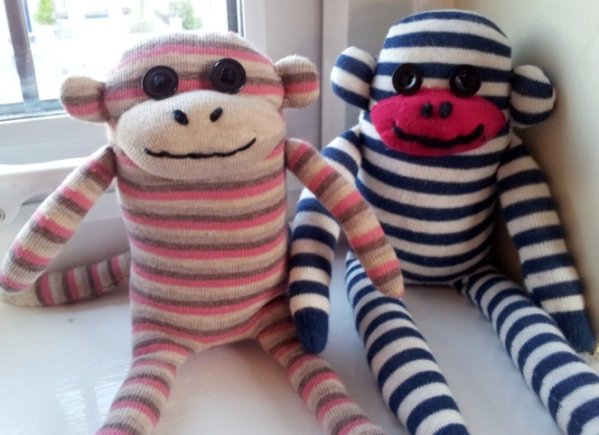 his-and-hers-sock-monkey