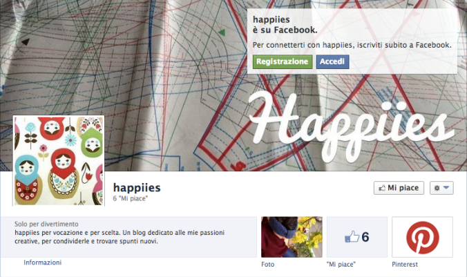 happiies page facebook