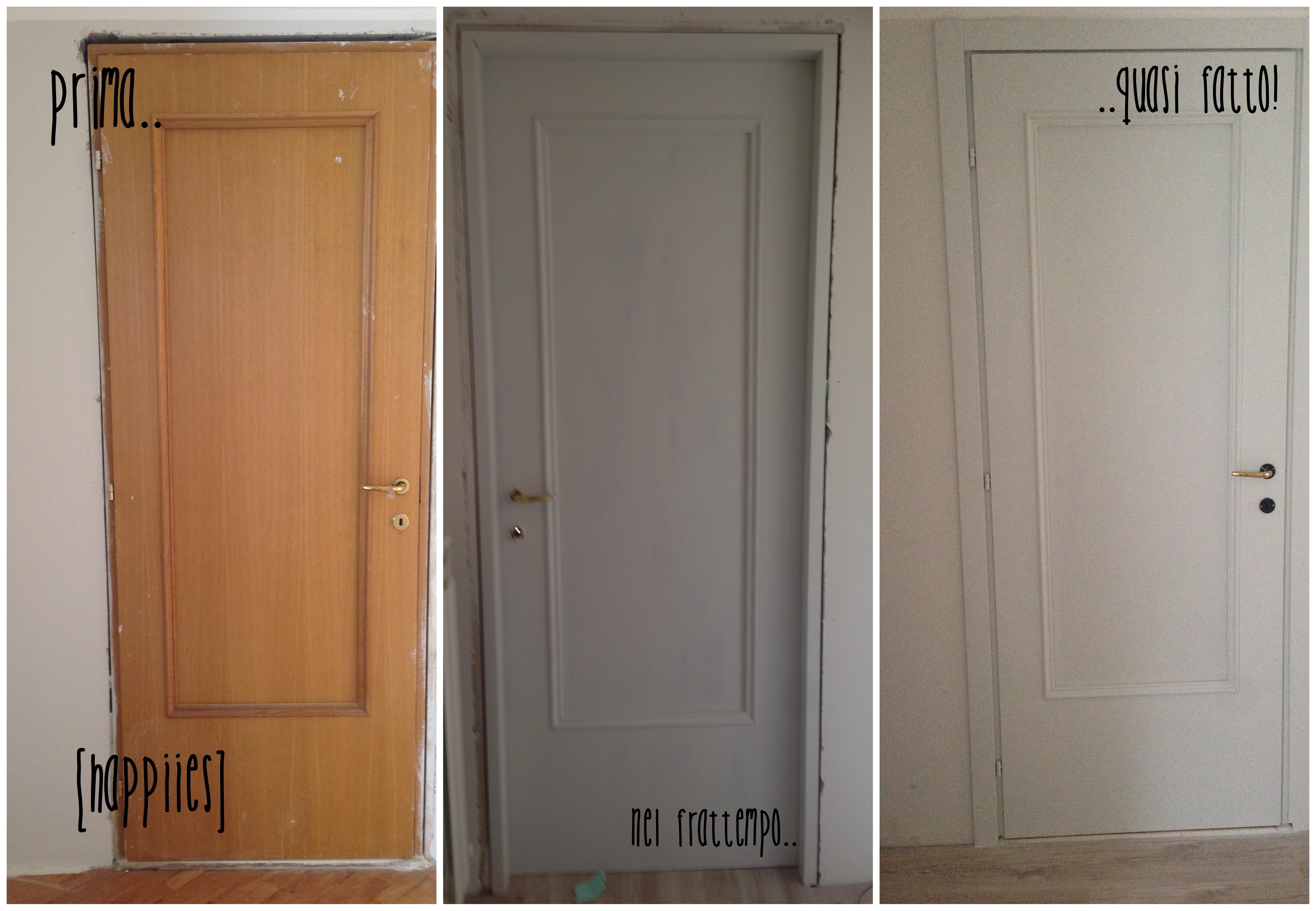 Popolare Rinnovare le vecchie porte di casa – ridipingere le porte di legno  HM47