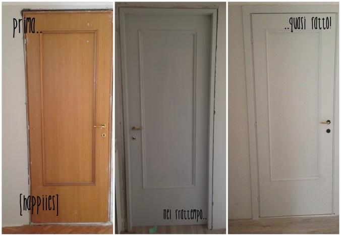 Verniciare Porte In Legno.Rinnovare Le Vecchie Porte Di Casa Ridipingere Le Porte Di Legno
