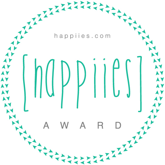 Blog e crochet, nuovo premio: Happiies Award!
